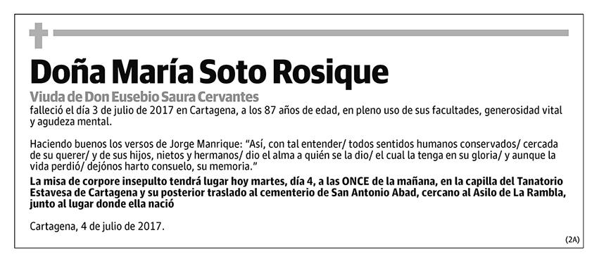 María Soto Rosique