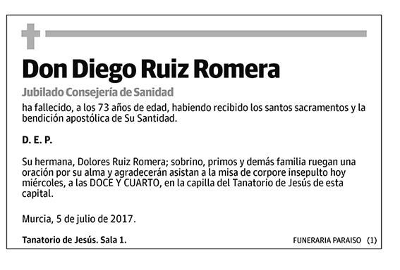 Diego Ruiz Romera