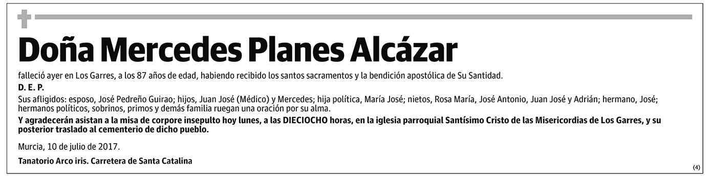 Mercedes Planes Alcázar