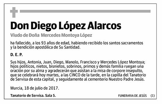 Diego López Alarcos
