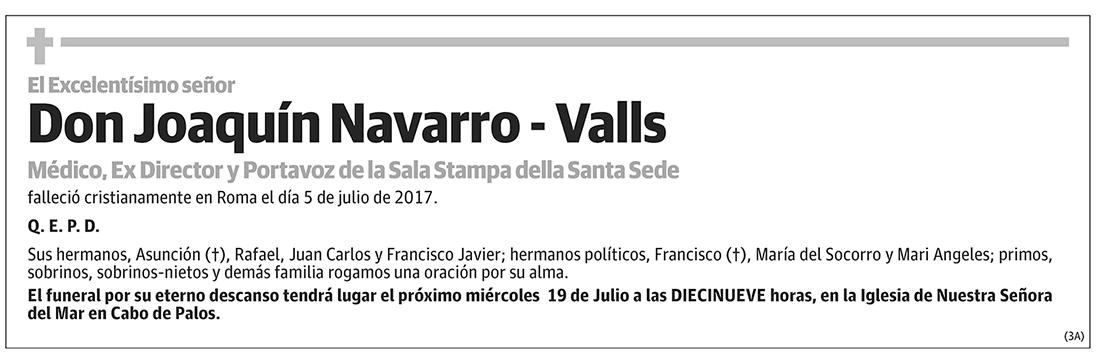 Joaquín Navarro - Valls