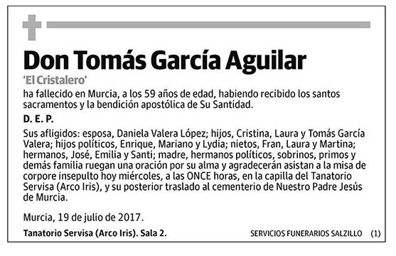Tomás García Aguilar