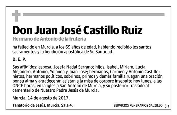 Juan José Castillo Ruiz