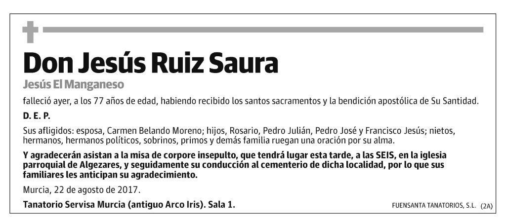 Jesús Ruiz Saura