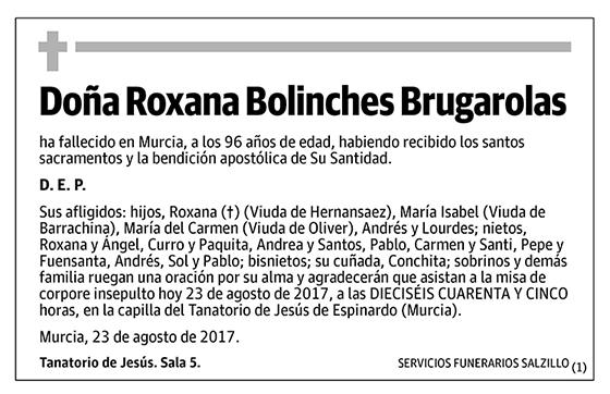 Roxana Bolinches Brugarolas