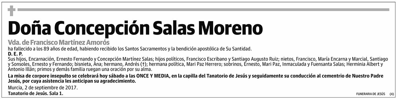 Concepción Salas Moreno