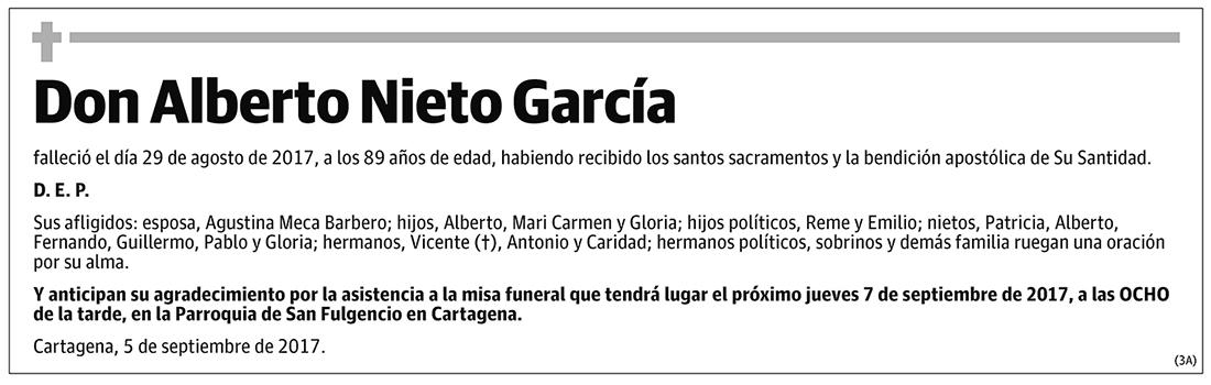 Alberto Nieto García