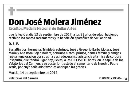 José Molera Jiménez