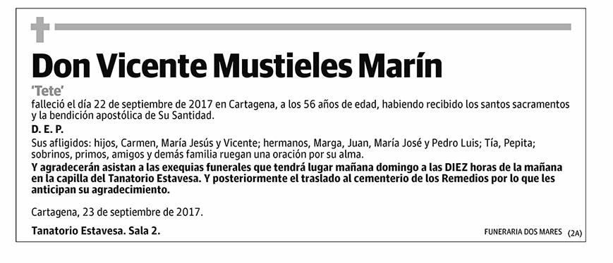 Vicente Mustieles Marín