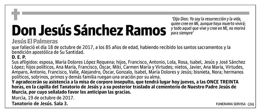 Jesús Sánchez Ramos