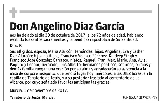 Angelino Díaz García