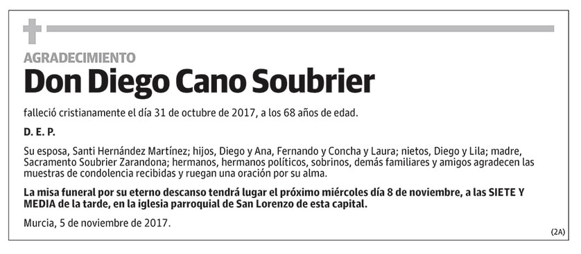 Diego Cano Soubrier