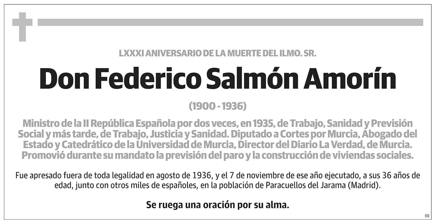 Federico Salmón Amorín