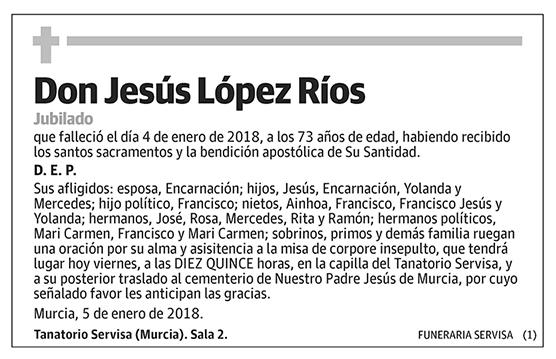 Jesús López Ríos