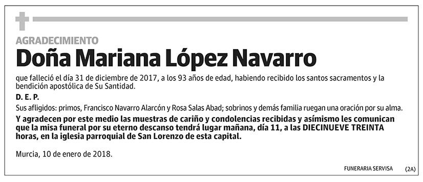 Mariana López Navarro