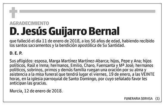 Jesús Guijarro Bernal