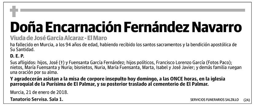 Encarnación Fernández Navarro