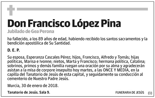Francisco López Pina