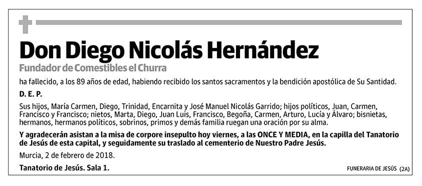 Diego Nicolás Hernández