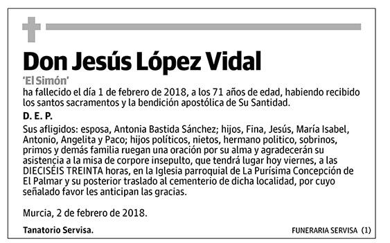Jesús López Vidal