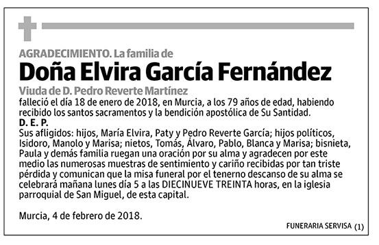 Elvira García Fernández