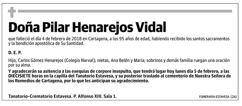 Pilar Henarejos Vidal