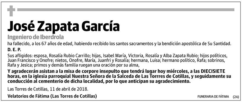 José Zapata García