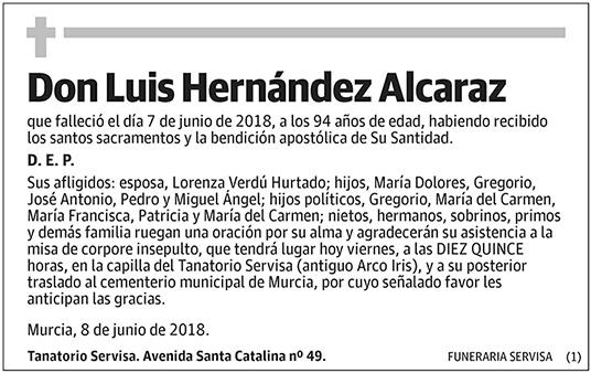 Luis Hernández Alcaraz
