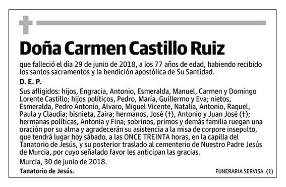 Carmen Castillo Ruiz