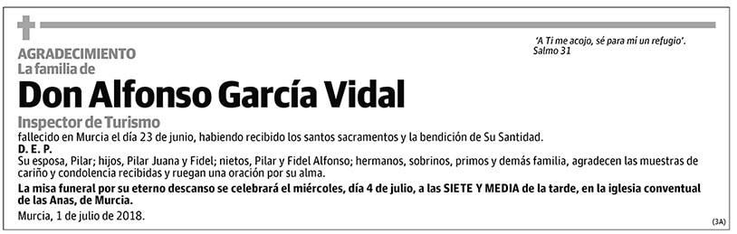Alfonso García Vidal