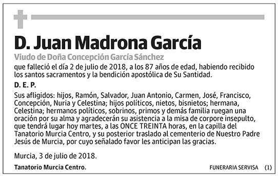 Juan Madrona García