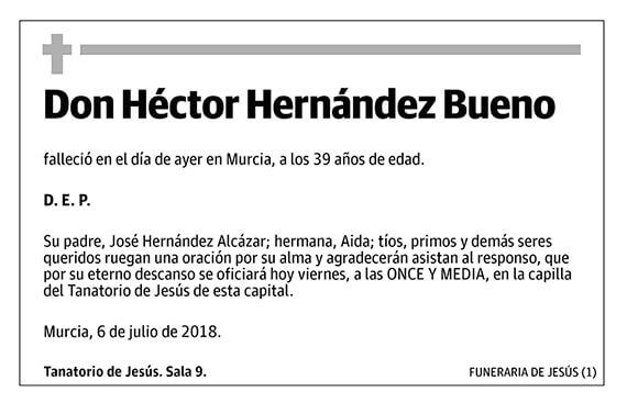 Héctor Hernández Bueno