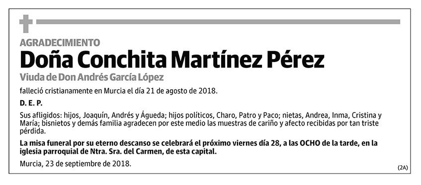 Conchita Martínez Pérez