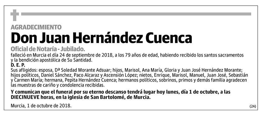 Juan Hernández Cuenca