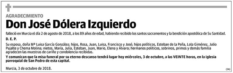 José Dólera Izquierdo