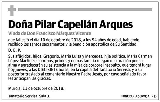 Pilar Capellán Arques