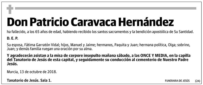 Patricio Caravaca Hernández