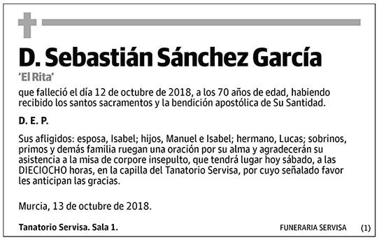 Sebastián Sánchez García