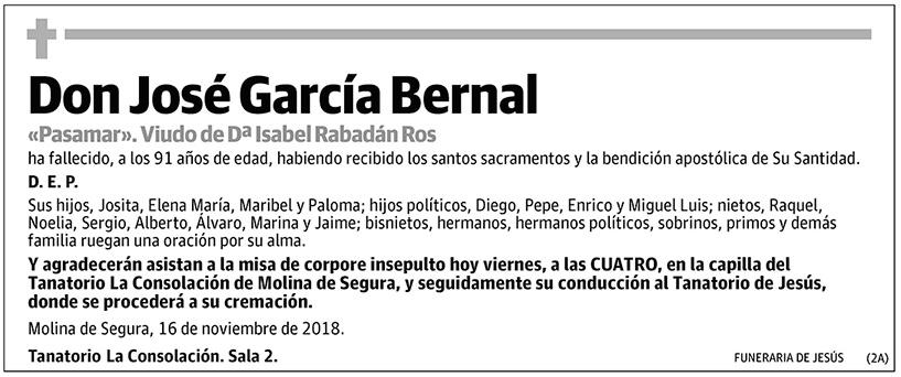 José García Bernal
