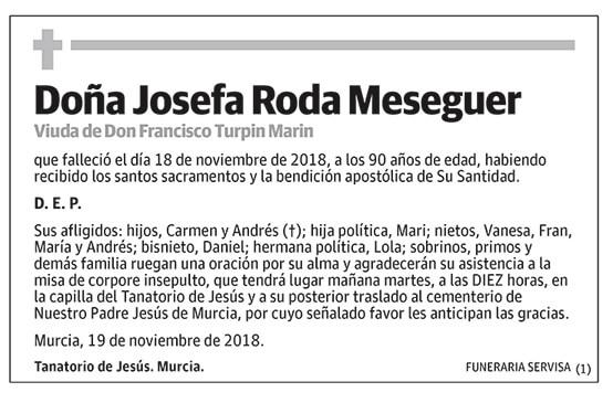 Josefa Roda Meseguer