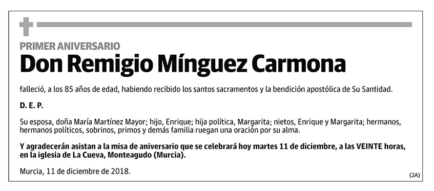 Remingo Mínguez Carmona