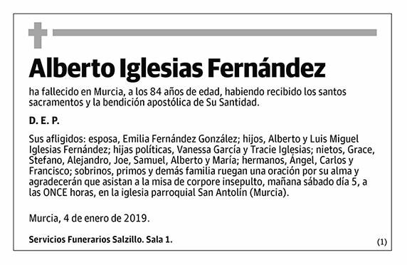 Alberto Iglesias Fernández