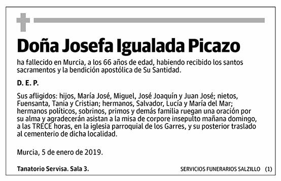Josefa Igualada Picazo