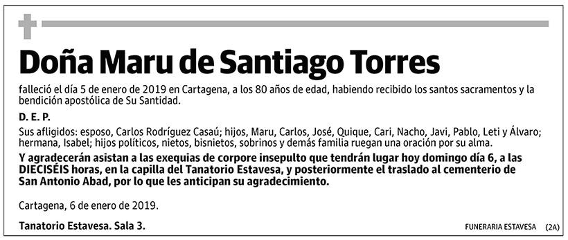 Maru de Santiago Torres