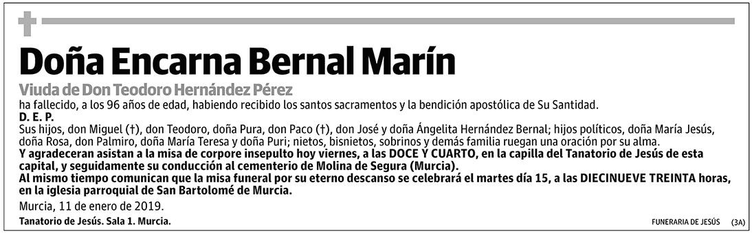 Encarna Bernal Marín