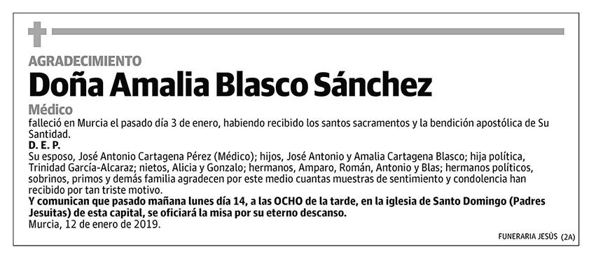Amalia Blasco Sánchez