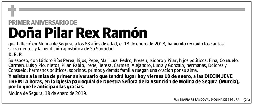Pilar Rex Ramón