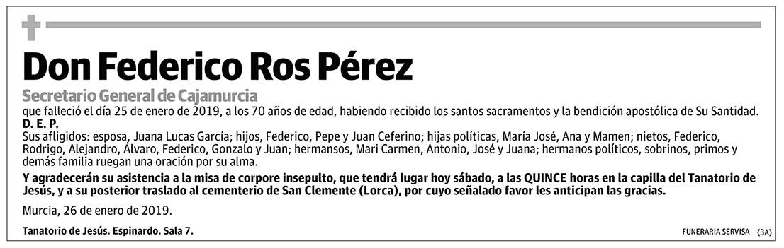 Federico Ros Pérez