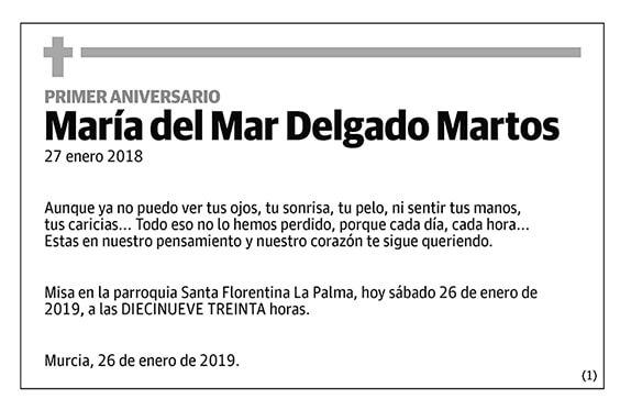 María del Mar Delgado Martos