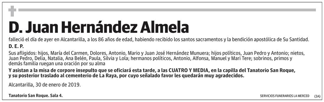Juan Hernández Almela
